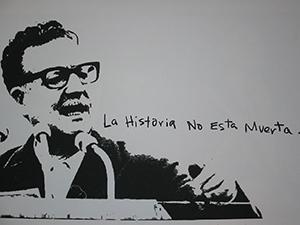 Salvador Allende, History isn't dead_mala